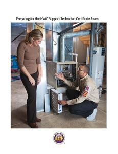 Picture of HVAC Support Technician Study Guide (download)