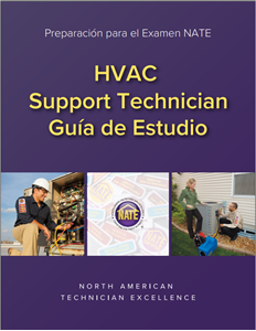Picture of HVAC Support Tech Study Guide - Espanol